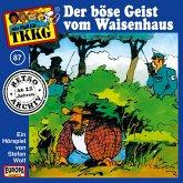 TKKG - Folge 87: Der böse Geist vom Waisenhaus (MP3-Download)