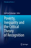 Poverty, Inequality and the Critical Theory of Recognition (eBook, PDF)