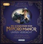 Unter Verdacht / Die Schwestern von Mitford Manor Bd.1 (2 MP3-CDs) (Mängelexemplar)