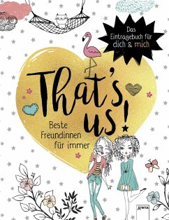 That's Us. Beste Freundinnen für immer (Mängelexemplar) - Seeberg, Helen