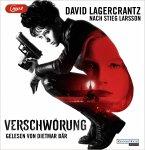Verschwörung / Millennium Bd.4 (1 MP3-CD) (Mängelexemplar)