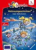 Leserabe - 1. Lesestufe: Weltraumgeschichten