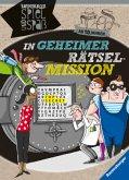 In geheimer Rätsel-Mission ab 10 Jahren