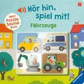 Hör hin, spiel mit! Mein Puzzle-Soundbuch. Fahrzeuge