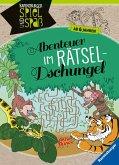 Abenteuer im Rätsel-Dschungel ab 6 Jahren