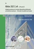 Mathematik Abitur 2021 - eA - GTR und CAS - Niedersachsen