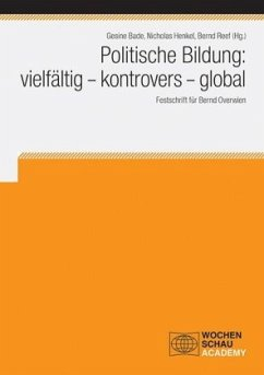 Politische Bildung: vielfältig - kontrovers - global