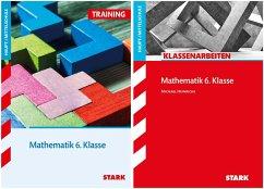 STARK Mathematik 6. Klasse Haupt-/Mittelschule - Klassenarbeiten + Training - Heinrichs, Michael