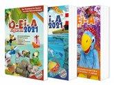 Das O-Ei-A 3er Bundle 2021 - O-Ei-A Figuren, O-Ei-A Spielzeug und O-Ei-A Spezial im 3er-Pack
