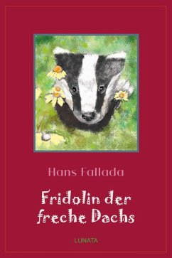 Fridolin der freche Dachs (eBook, ePUB) - Fallada, Hans