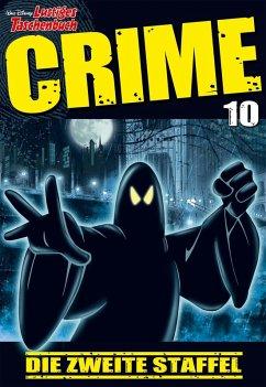 Lustiges Taschenbuch Crime Bd.10 (eBook, ePUB) - Disney, Walt