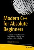 Modern C++ for Absolute Beginners (eBook, PDF)