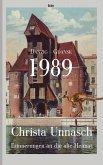 Danzig - Gdansk 1989 (eBook, ePUB)