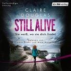 Still Alive - Sie weiß, wo sie dich findet (MP3-Download)