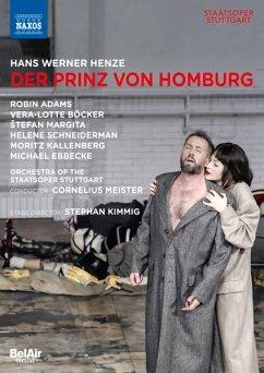 Der Prinz Von Homburg - Böcker/Adams/Margita/Meister/+