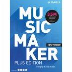 Magix Music Maker Plus (2021) (Download für Windows)