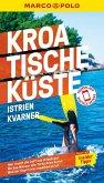 MARCO POLO Reiseführer Kroatische Küste Istrien, Kvarner (eBook, ePUB)