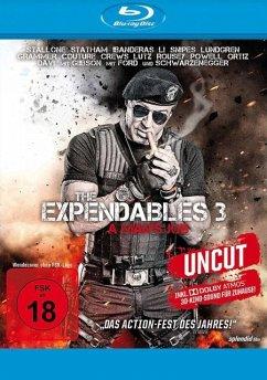 The Expendables 3 - A Man's Job Uncut Edition - Stallone,Sylvester/Schwazenegger,Arnold/+