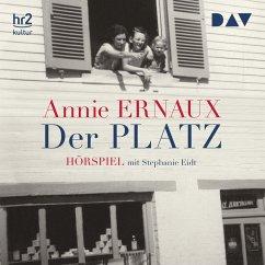Der Platz (MP3-Download) - Ernaux, Annie