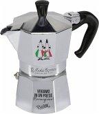 Bialetti MOKA EXPRESS 3TZ Collezione Buongiorno Italia