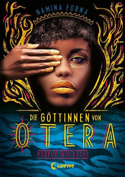 Buch-Reihe Die Göttinnen von Otera