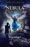 Nebula Convicto. Grayson Steel und das Blutsiegel von Rom