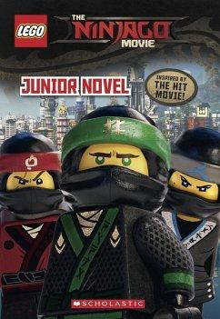 LEGO Ninjago: Junior Movie Novel