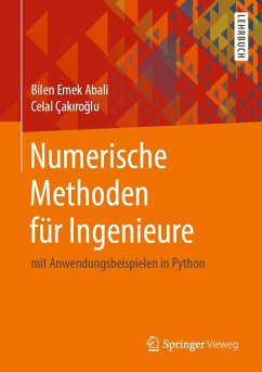 Numerische Methoden für Ingenieure (eBook, PDF) - Abali, Bilen Emek; Çakiroglu, Celal