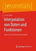 Interpolation von Daten und Funktionen (eBook, PDF)