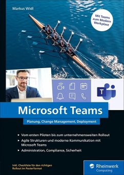 Microsoft Teams (eBook, ePUB) - Widl, Markus
