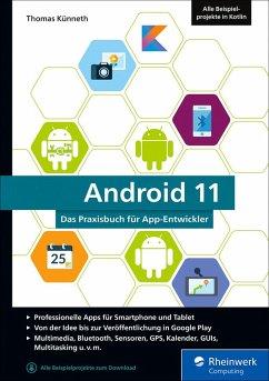 Android 11 (eBook, ePUB) - Künneth, Thomas