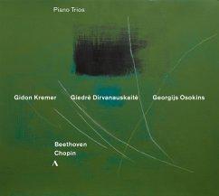 Klaviertrios - Kremer,Gidon/Dirvanauskaite,Giedre/Osokins,Georgij