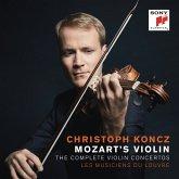 Mozart'S Violin-The Complete Violin Concertos