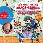 Beste Party aller Zeiten / Ich und meine Chaos-Brüder Bd.3 (MP3-Download)