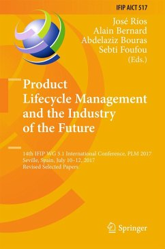 Product Lifecycle Management and the Industry of the Future (eBook, PDF)