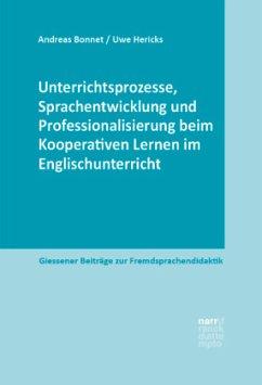 Kooperatives Lernen im Englischunterricht - Hericks, Uwe;Bonnet, Andreas