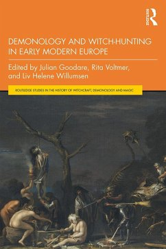 Demonology and Witch-Hunting in Early Modern Europe (eBook, ePUB)