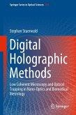 Digital Holographic Methods (eBook, PDF)