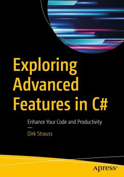 Exploring Advanced Features in C# (eBook, PDF) - Strauss, Dirk
