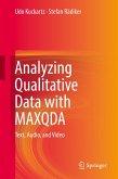 Analyzing Qualitative Data with MAXQDA (eBook, PDF)