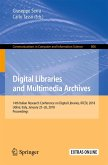 Digital Libraries and Multimedia Archives (eBook, PDF)