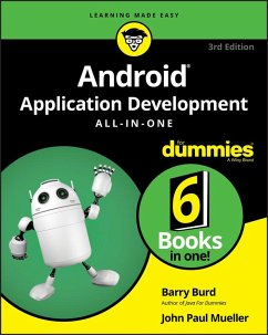 Android Application Development All-in-One For Dummies (eBook, ePUB) - Burd, Barry; Mueller, John Paul