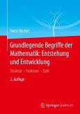 Grundlegende Begriffe der Mathematik: Entstehung und Entwicklung