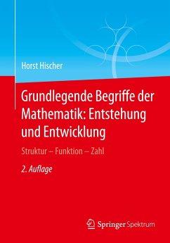 Grundlegende Begriffe der Mathematik: Entstehung und Entwicklung - Hischer, Horst