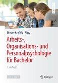 Arbeits-, Organisations- und Personalpsychologie für Bachelor (eBook, PDF)