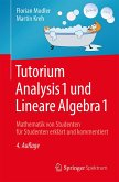 Tutorium Analysis 1 und Lineare Algebra 1 (eBook, PDF)