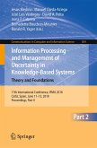 Information Processing and Management of Uncertainty in Knowledge-Based Systems. Theory and Foundations (eBook, PDF)
