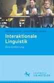 Interaktionale Linguistik (eBook, PDF)