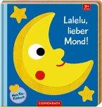 Mein Filz-Fühlbuch: Lalelu, lieber Mond