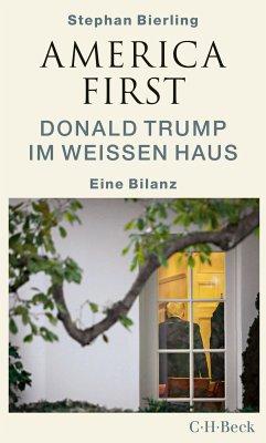 America First (eBook, PDF) - Bierling, Stephan